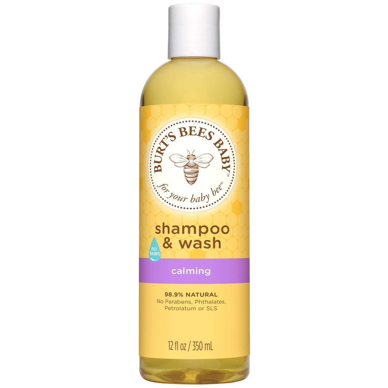 Burt's Bees Baby Bee Original Shampoo & Wash, 235ml Burt's Bees 72700-11