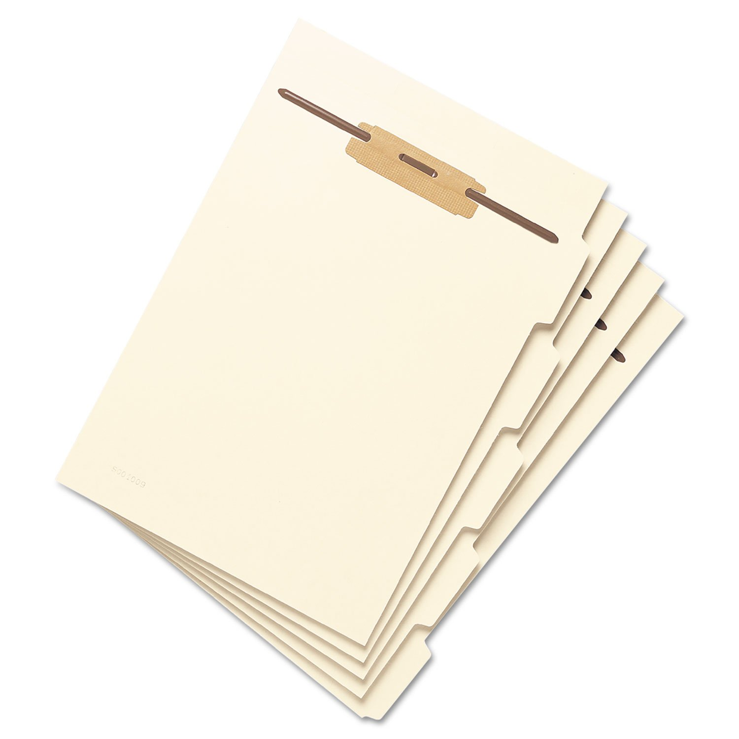 SMD35605 - Smead 35605 Manila Folder Dividers with Fastener