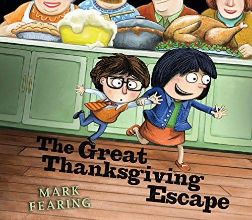 The Great Thanksgiving Escape (The Real Story Of The Great Escape)