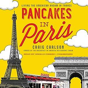 Pancakes in Paris Audiobook