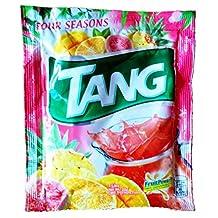 TANG Four Seasons Flavor 25g Tang powder drink juice 1 l min (Four Seasons taste - pineapple mango orange guava mix)