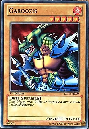 Yu Gi Oh carte LCJW-FR009 Garoozis NEUF FR