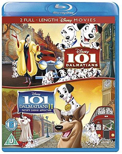 101 Dalmatians / 101 Dalmatians II Blu-ray Set [Region-Free]