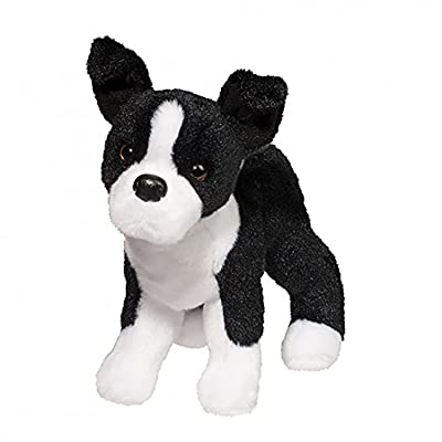 Douglas Cuddle Toys Boston Terrier (3988): Toys & Games