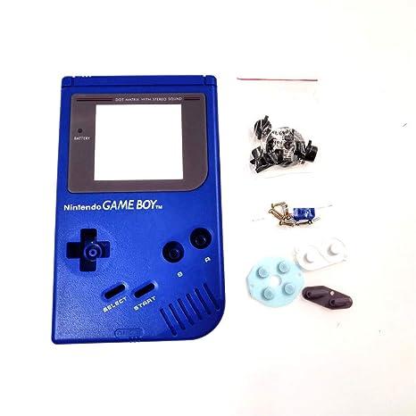 Amazon.com: FidgetKute - Carcasa para Nintendo Gameboy ...