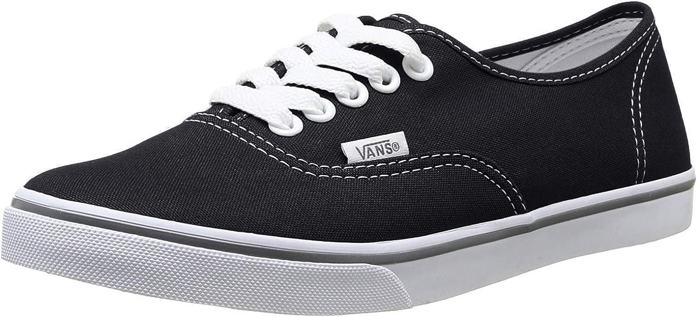 vans authentic noir et blanc