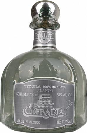 Tequila Blanco La Cofradía 70 Cl