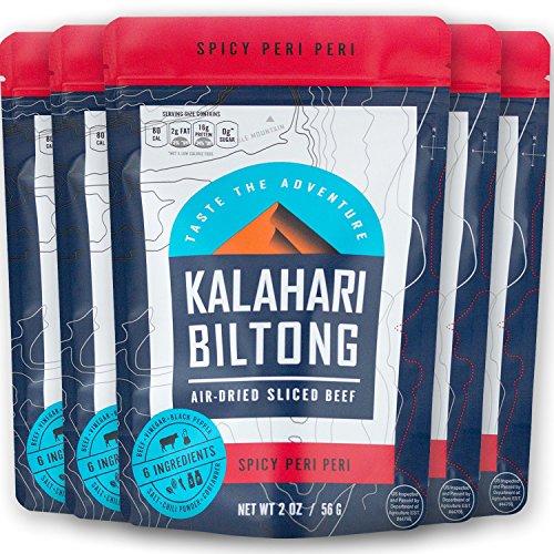 Biltong Tender Air Dried Gluten Better product image
