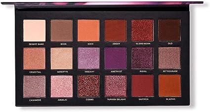 Floridivy UCANBE 18 Colores de Ojos Larga duración del Tinte ...