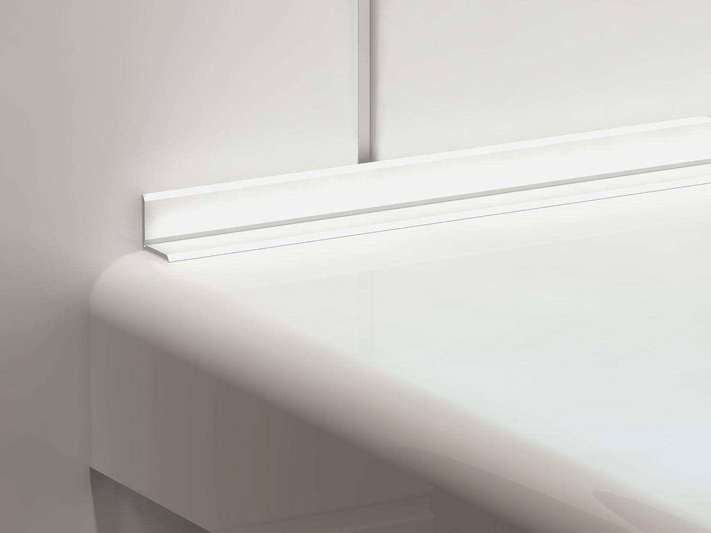 Tile Rite FBS718 - Junta flexible para bañera en rollo (3,5 m ...