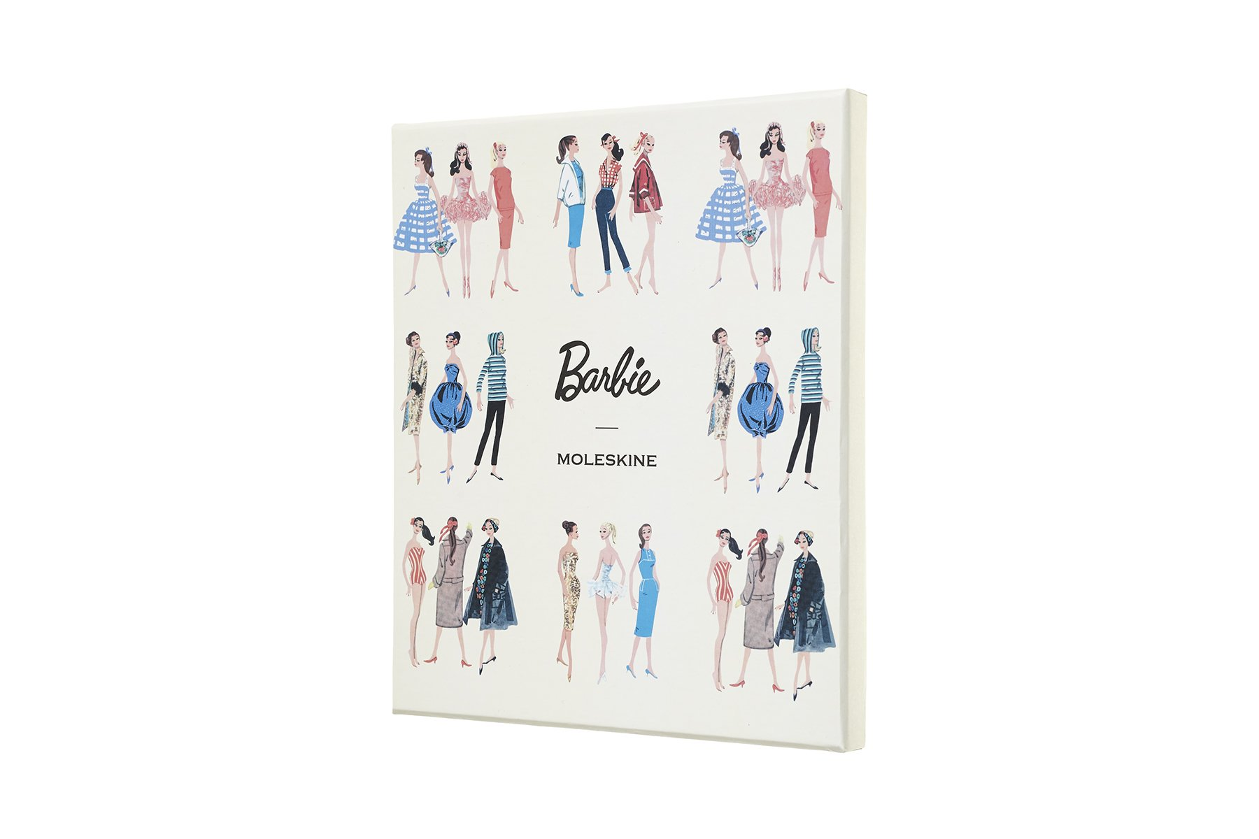 Moleskine Limited Edition Barbie Hard Cover Notebook, ()