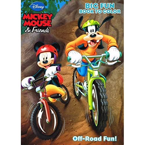 Disney\'s Mickey Mouse & Minnie Mouse Plus Friends Activity And ...