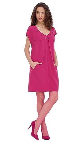 c8fc81ac0aa26 Mado et les autres Robe Confortable et Moderne Femme  Amazon.fr  Vêtements  et accessoires