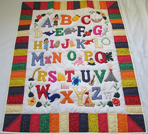 Quilted Alphabet - 4