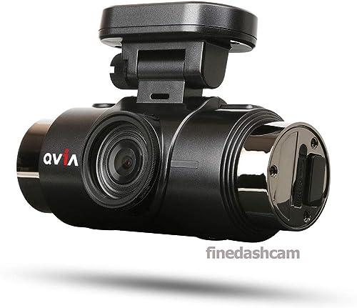 Qvia QR790-S Dash Camera 16GB , QHD FHD 2CH, Wi-Fi, GPS ADAS with Sony Exmor R Sensor STRVIS