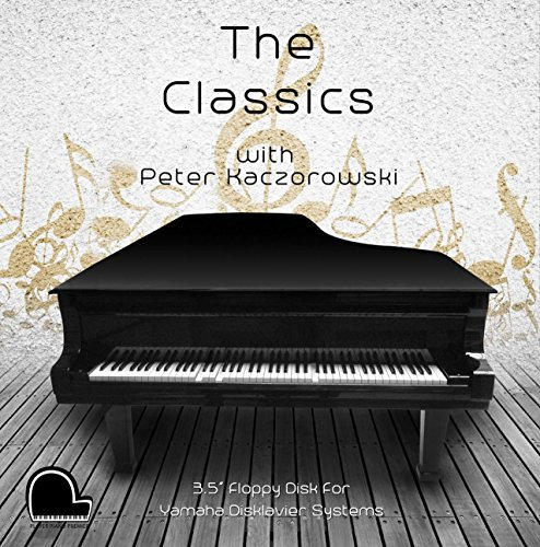 The Classics - Yamaha Disklavier Compatible Player Piano Music on 3.5