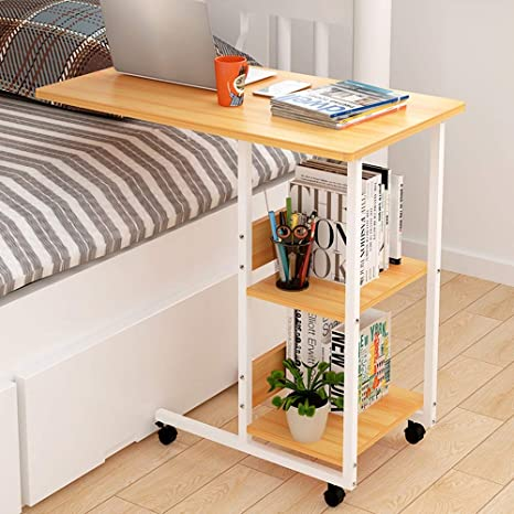 Amazon.com: HUO, mesa de café para el hogar, mesa, portátil ...