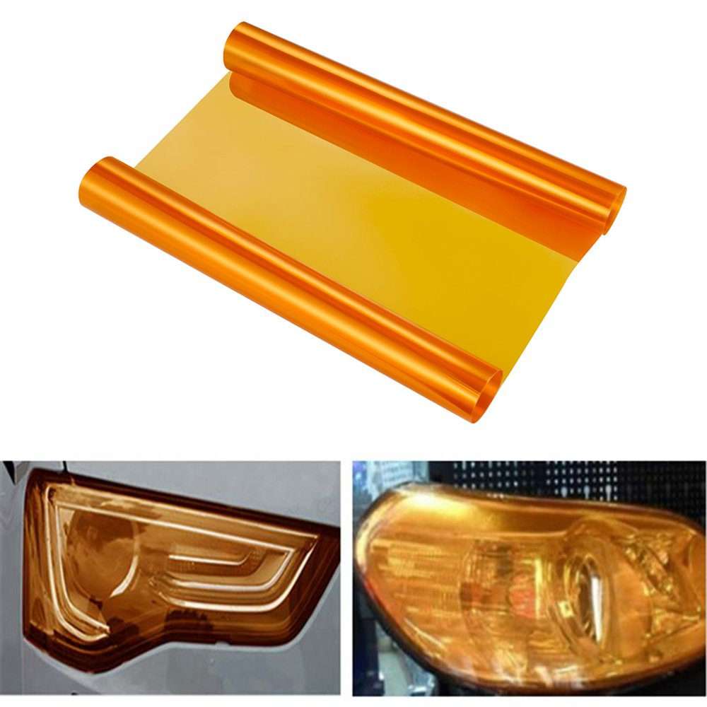 Self Adhesive Waterproof Fog Lights Tint Vinyl Film SKS Distribution/® 100cm x 30cm PURPLE Car Headlights Tail Lights