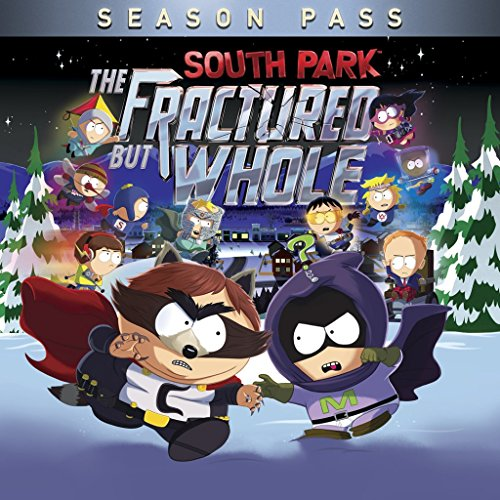 South Park: The Fractured But Whole: Season Pass - PS4 [Digital Code]