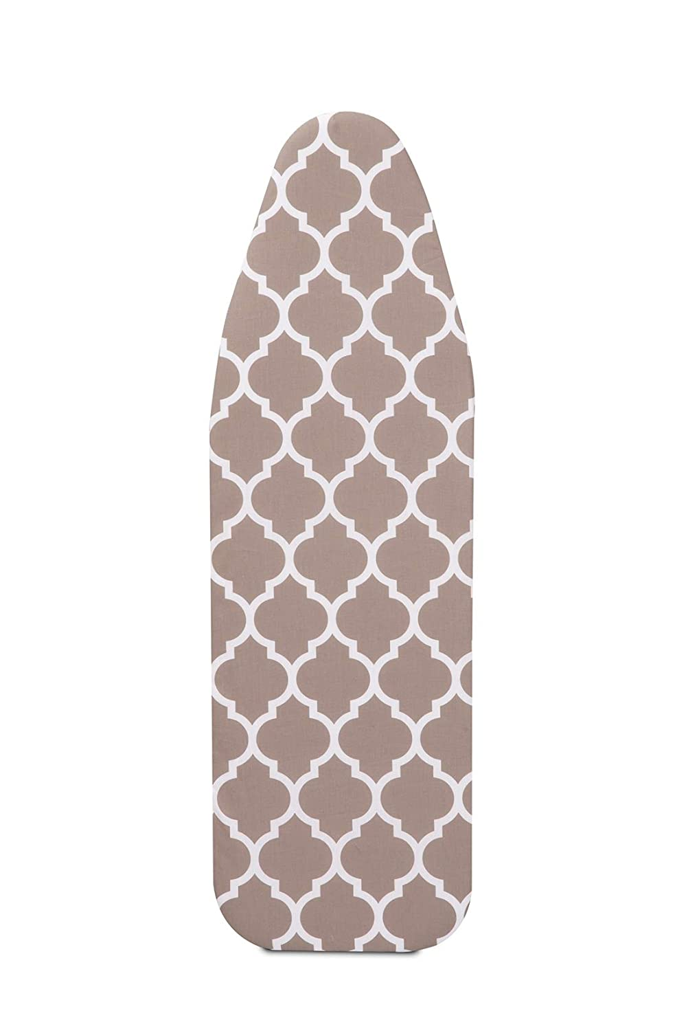 Mabel Home ironing Board Padded Cover, 100% Cotton, 54