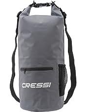 Cressi Dry Bag Sacca/Zaino Stagna per attività Sportive, Unisex Adulto