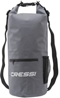 3826e9c4475 Cressi Waterproof Dry Bag with Zip Pocket