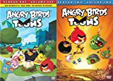 Angry Birds Toon DVD Bundle - Angry Birds TOONS (Season 1 Vol 1) & Angry Birds Toons (Season 2 Vol 2)