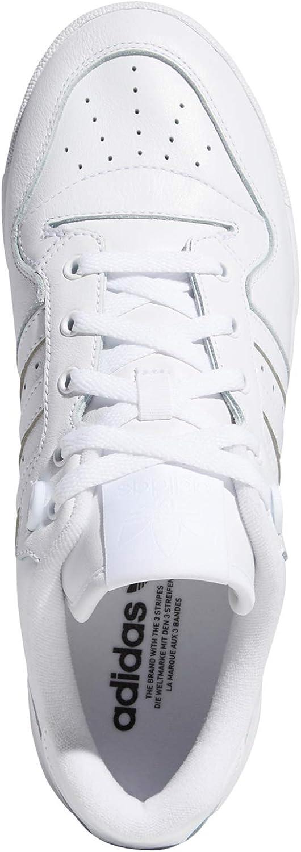 Adidas Rivalry Low White White Core Black: : Sports