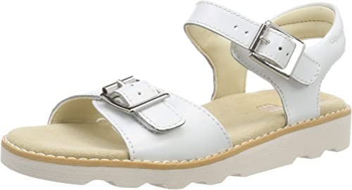 Sandales Bride arri/ère Fille Clarks Crown Bloom K