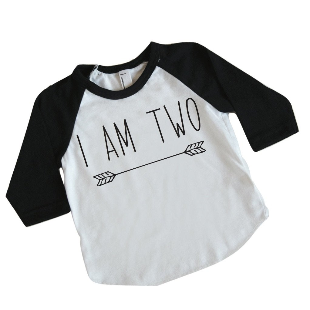 Made In USA Who Is The Cutest Two Year Old Around He Will Be This Trendy Baby Boy Second Birthday Shirt Outfit