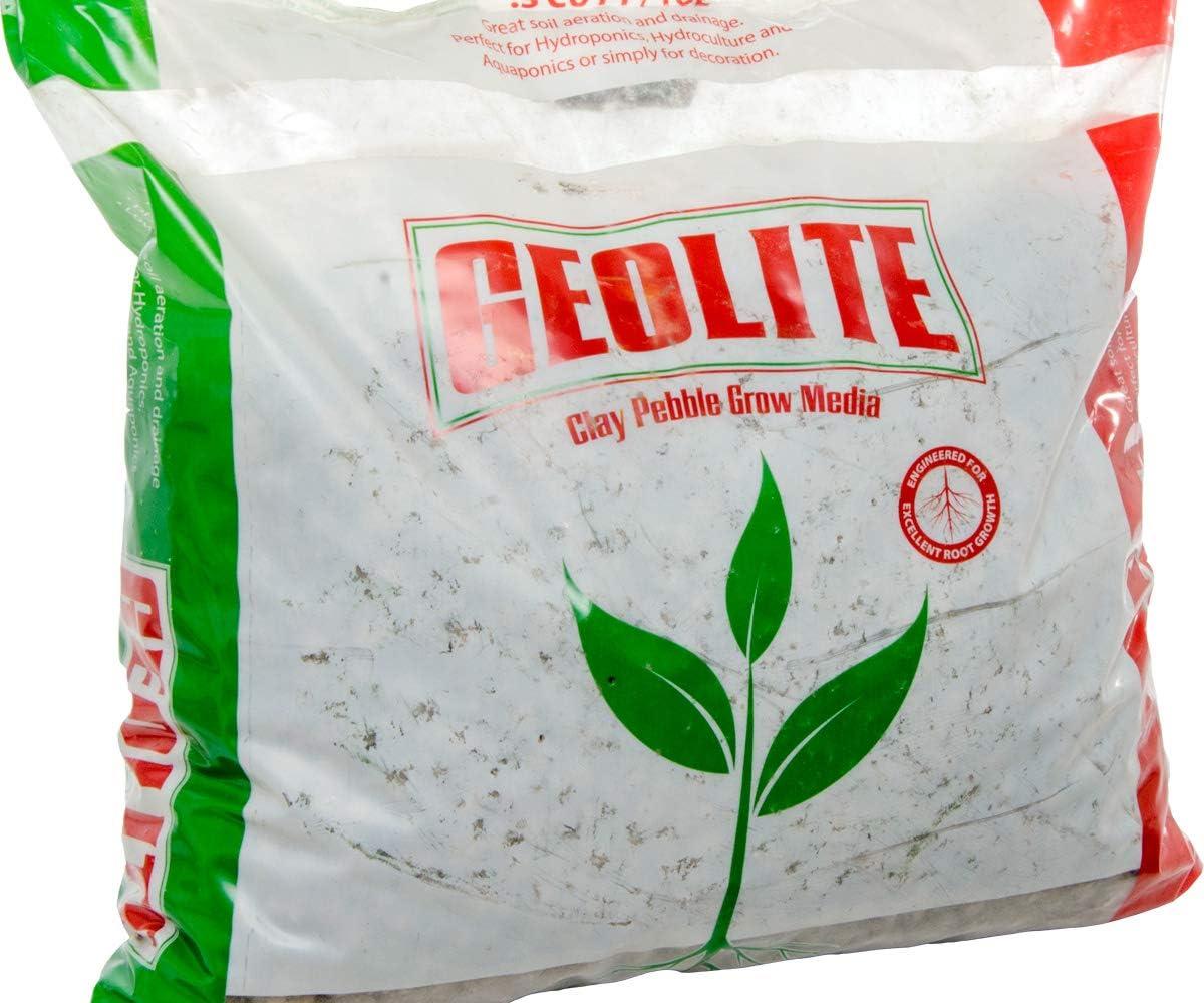GEOLITE GMGC10L, Clay Pebbles, Brown, 10 Liters