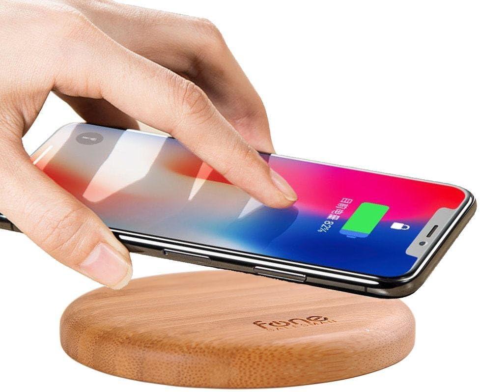 KoolPad - Base de carga inalámbrica Qi Wireless para cualquier ...