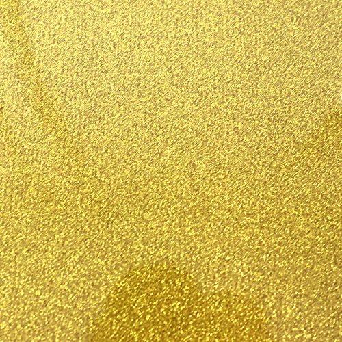 Flex Camiseta de Textil Pantalla para Plotter 5 Unidades DIN A4 – Glitter Oro – Siser g0020: Amazon.es: Jardín