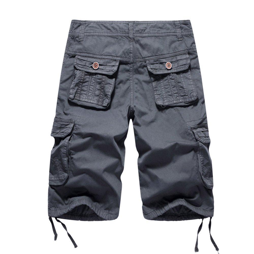 ... Transpirable Boxers Deportivos con Cordón Ajustable Dentro y Bolsillos,Natación Pantalones Cortos Baño Bóxers Playa Shorts: Amazon.es: Ropa y accesorios
