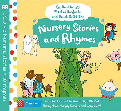 Nursery Stories and Rhymes Audio