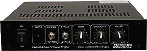 "Earthquake Sound XJ-300ST 2 Channel or Monoblock Class ""J"" Amplifier"