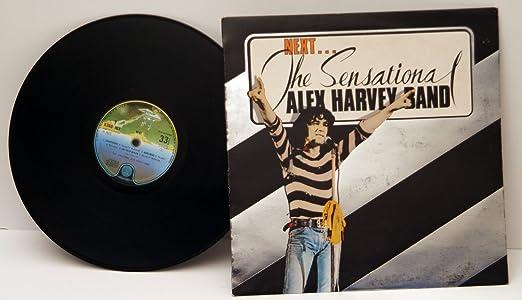 the sensational alex harvey band next album