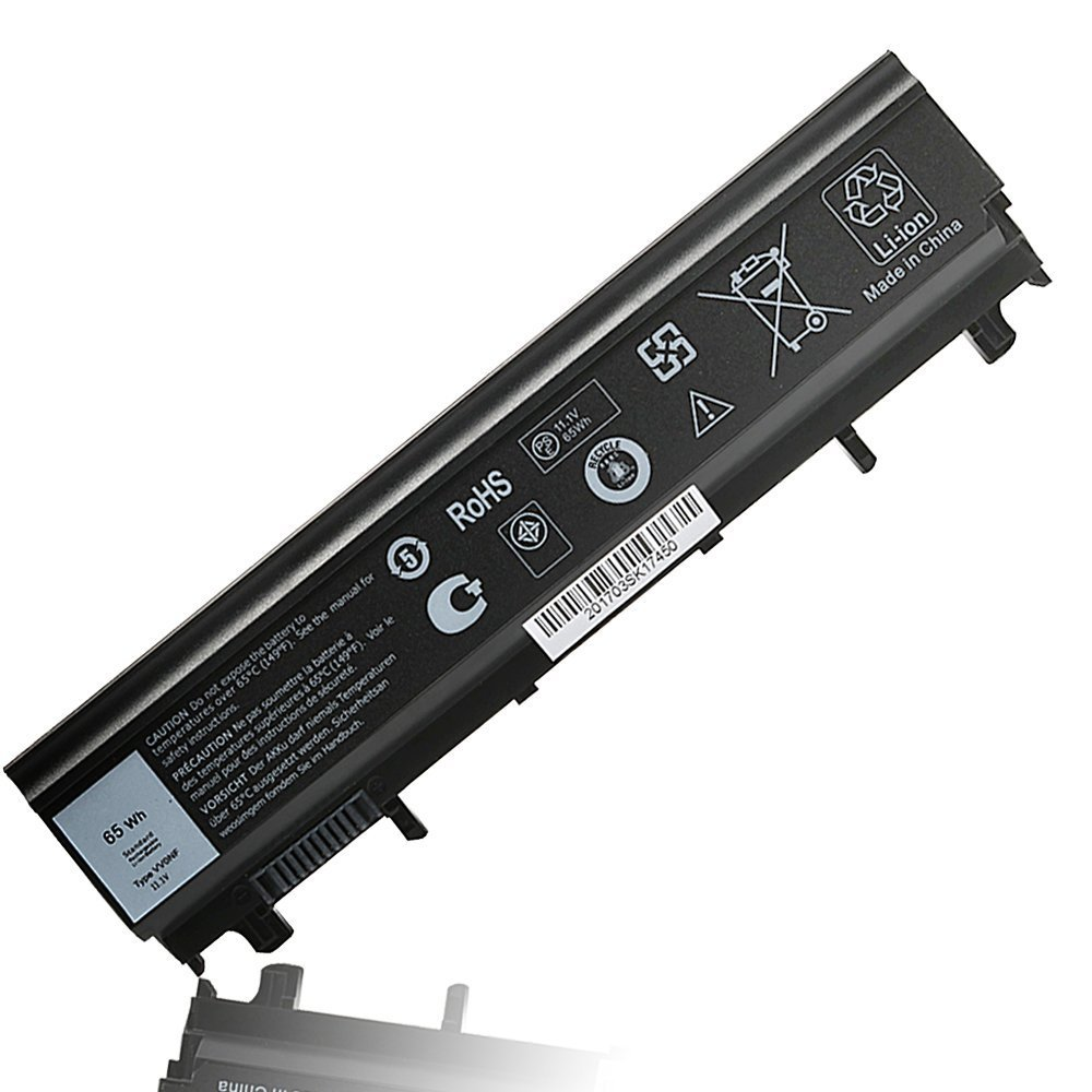 SOLICE® New Latitude E5540 E5440 Battery for Dell VV0NF 0K8HC 1N9C0 CXF66 WGCW6 0M7T5F F49WX NVWGM [11.1v 65wh]-12 Months Warranty by SOLICE