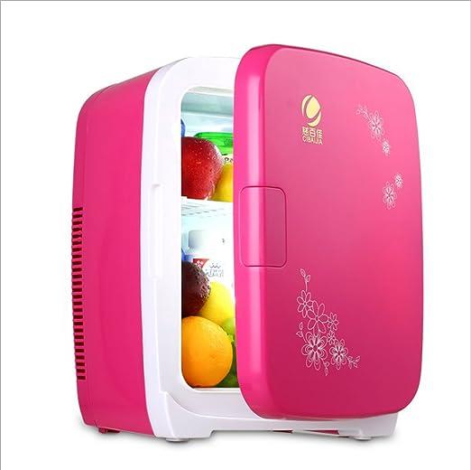 BX Mini Nevera Refrigerador del Coche 15L, Mini refrigerador ...