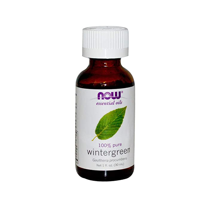 Top 8 Food Wintergreen Oil