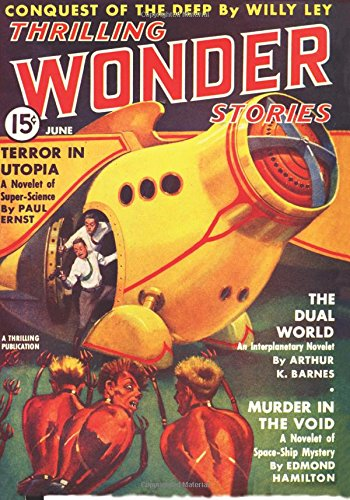 Thrilling Wonder Stories - 06/38: Adventure House Presents: