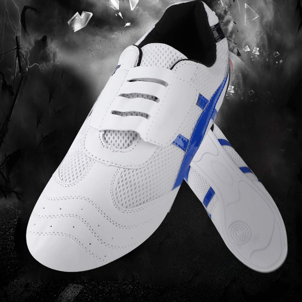 Zapatos para Taekwondo para Hombre Zapatos Antideslizantes para Adultos Modelos Femeninos de Fondo Suave