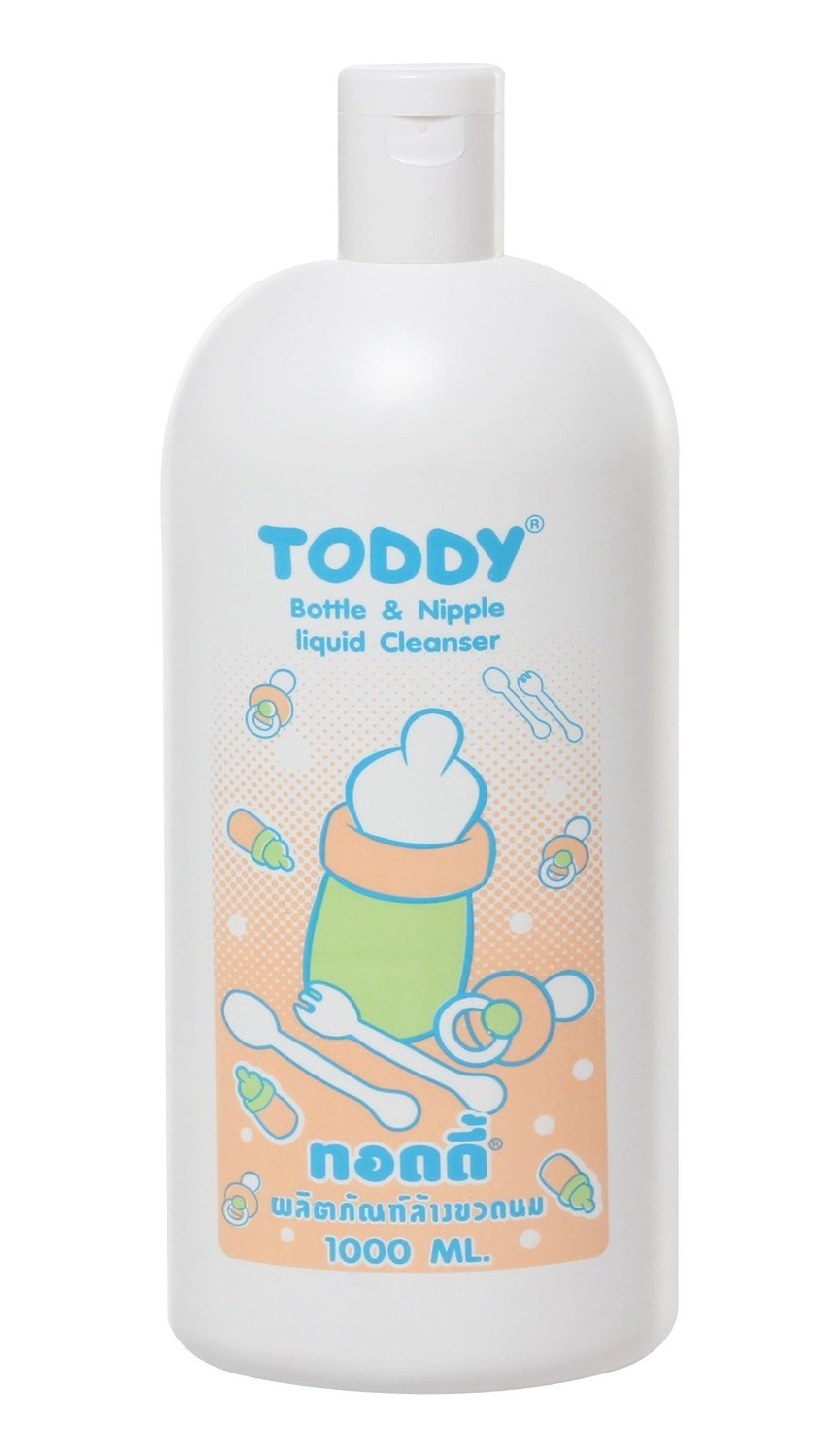 Toddy Bottle Nipple Liquid Cleanser 1000ml Cussons Baby 300 100ml Buy Online At Low Prices In India