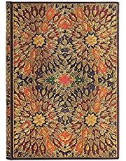 Paperblanks Fire Flowers Hardcover Journal, Midi – Unlined