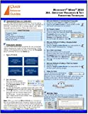 Microsoft Word 2010 Quick Reference Guide: Important Paragraph & Text Formatting Techniques (204)