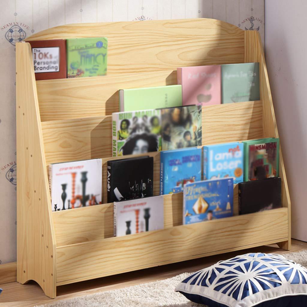 Scaffale per Bambini Homewares Lagre Giocattolo per Bambini Scaffale per Libri Vetrina per Esposizione Ufficio per Ufficio Scaffalature per Ufficio 3 Stili