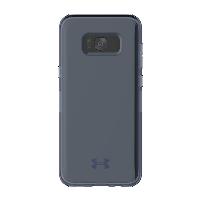 wholesale dealer 15481 88a41 Under Armour UA Protect Verge Case for Samsung Galaxy S8 - Translucent  Navy/Navy Logo
