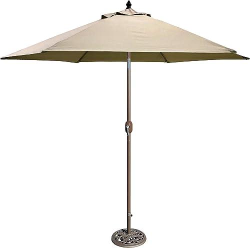 Tropishade 632B19 Premium auto tilt Umbrella