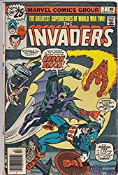 The Invaders #7 (The Blackout Murders of Baron Blood!)