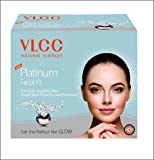 VLCC Platinum Facial Kit, 60g